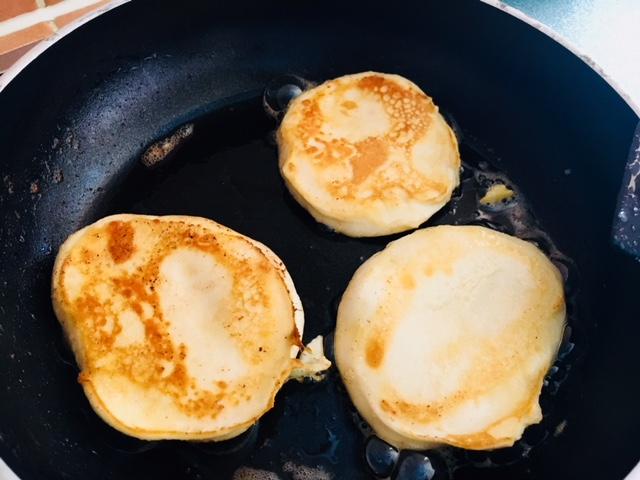 Gymqueen pancakes