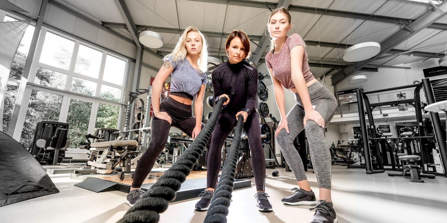 Gym Kleidung für Frauen - schnell abnehmen